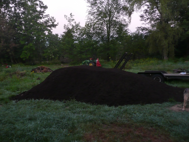 Black Gold Compost!