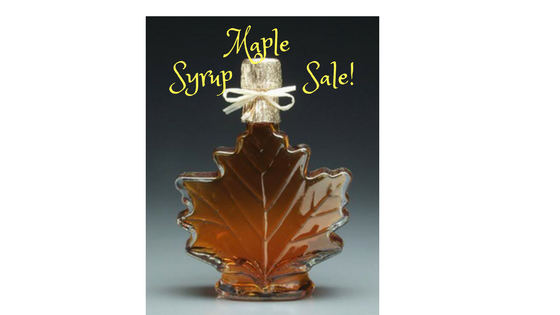 Maple Syrup-Blog