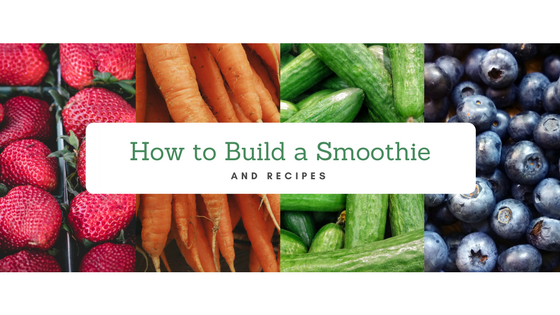 Smoothie-Blog Title